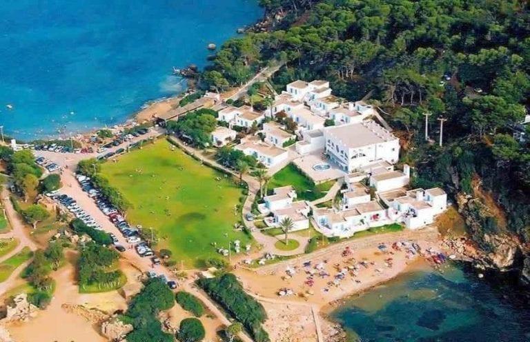 """"""" منتجع القرن الذهبى Golden Horn Resort """" .. افضل اماكن السياحة في مدينة تيبازة .."""
