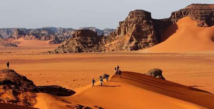 """""""المتاحف""""Museums..أهم اماكن السياحة في مدينة جانت الجزائرية.."""