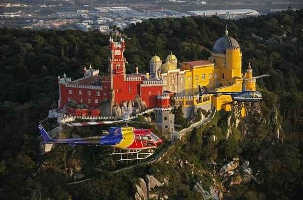 تعرف على..أجمل أماكن السياحة في سينترا البرتغال..
