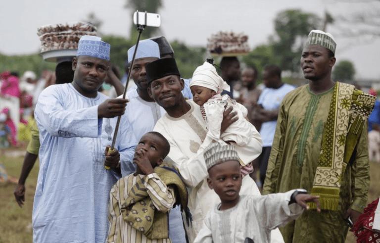 العيد في نيجيريا