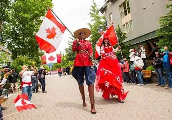 تعرف على..أبرز عادات وتقاليد الشعب الكندى...