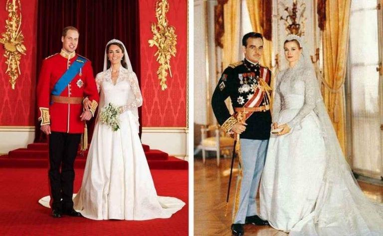 """مواصفات """"فستان الزفاف"""" فى بريطانيا.."""