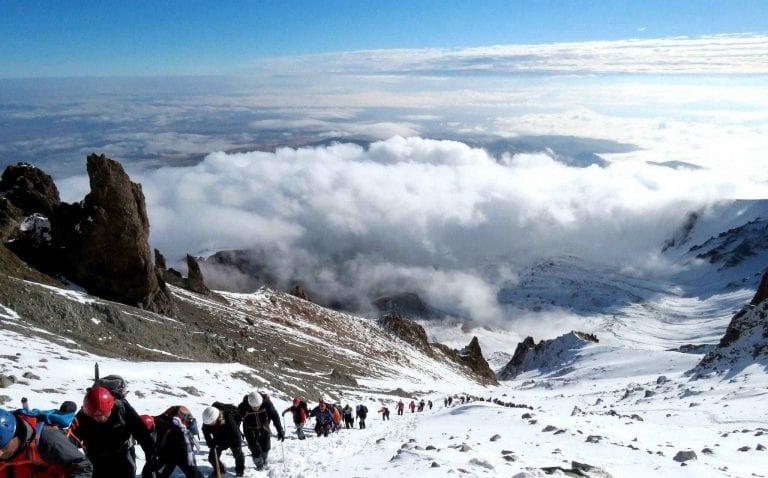 """"""" جبل أرجييسMountain Argues """" .. اجمل اماكن السياحة في قيصري .."""