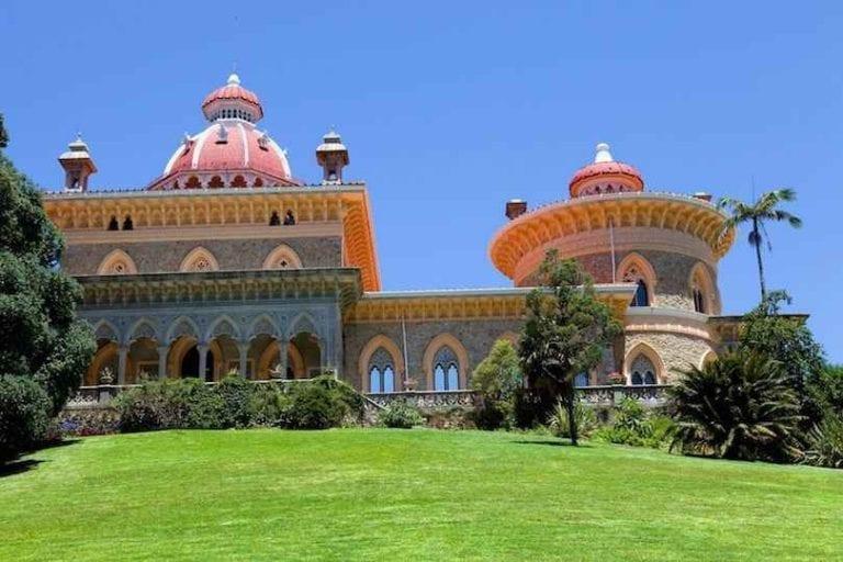 """لايفوتك زيارة..""""حديقة وقصر مونسيرات"""" """" Monserrate Park & Palace""""..عند السفر الى سينترا البرتغال.."""