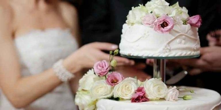 طبيعة الطعام فى حفلات الزفاف فى بريطانيا..