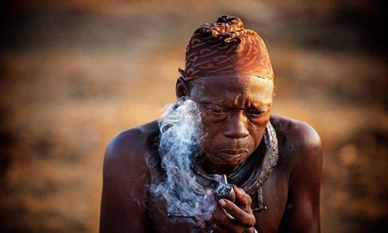 تقاليد قبائل الهيريرو فى ناميبيا ..