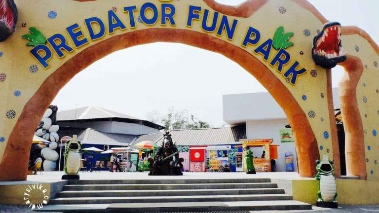""" Predator Fun Park""..واحدة من أهم الاماكن السياحية في مالانغ.."