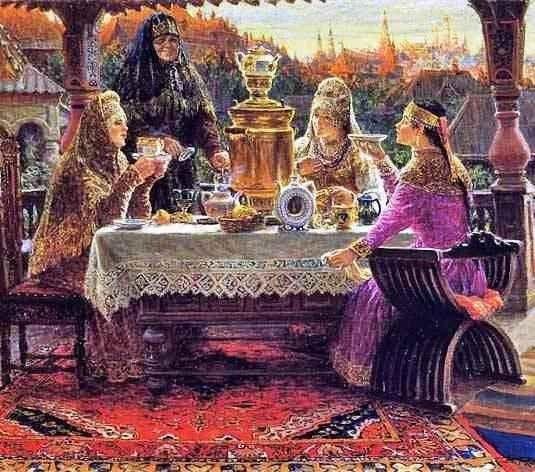 تعرف على ..أهم عادات وتقاليد الشعب الروسى...