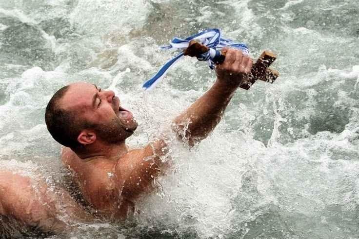 تقاليد الإحتفال بعيد الغطاس عند اليونانيين ..