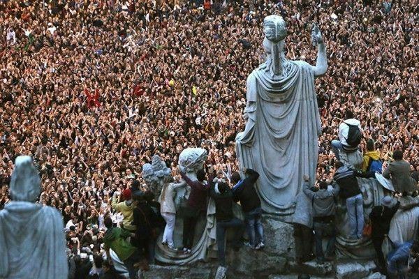 - أهم سمات سكان روما..