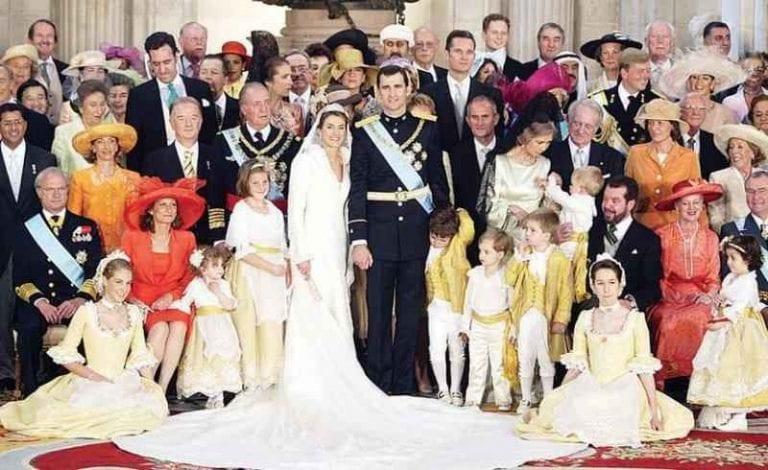 فى بريطانيا..تتعرف على أقدم العادات والتقاليد الخاصة بالزواج ..