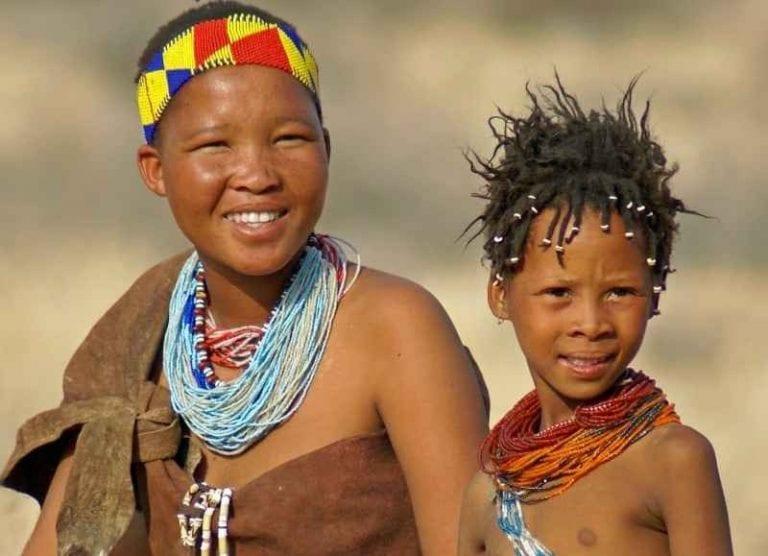تعدد اللغات فى ناميبيا ..