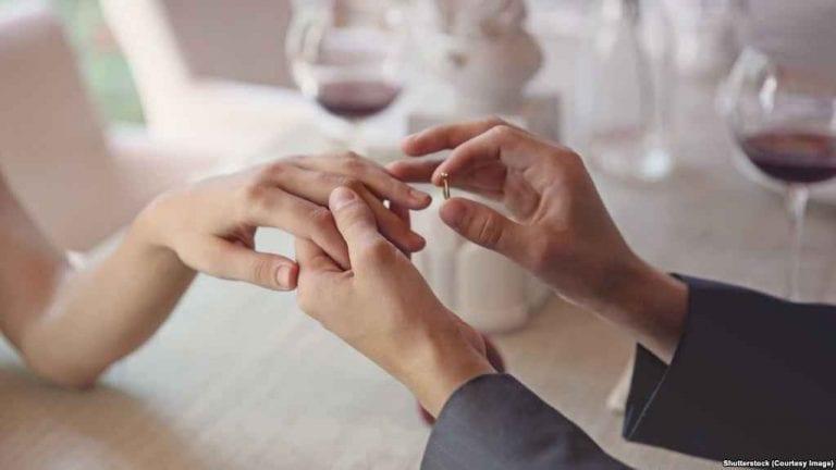 """""""إختبارات الزواج""""..واحدة من أهم عادات وتقاليد الزواج في روسيا.."""