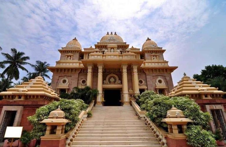 مباني تراثية - السياحة في مدينة مدراس الهندية Chennai
