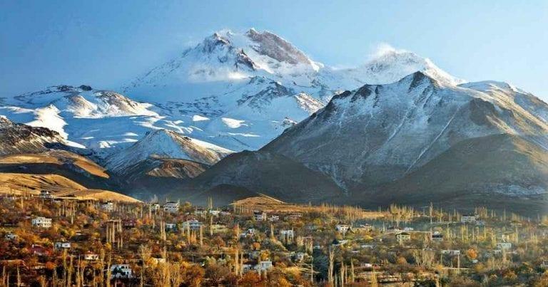 السفر الى قيصري .. تعرف على درجات الحرارة وأفضل أوقات الزيارة فى مدينة قيصري ..