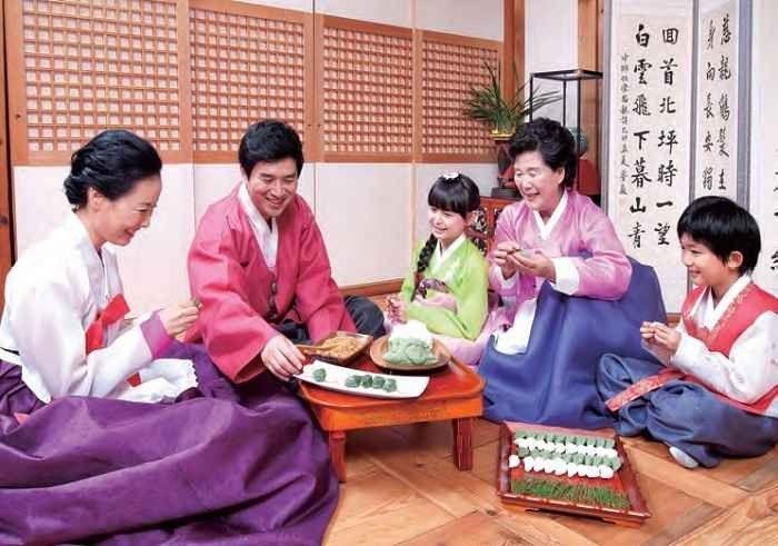 - أهم سمات الشعب الكورى ..