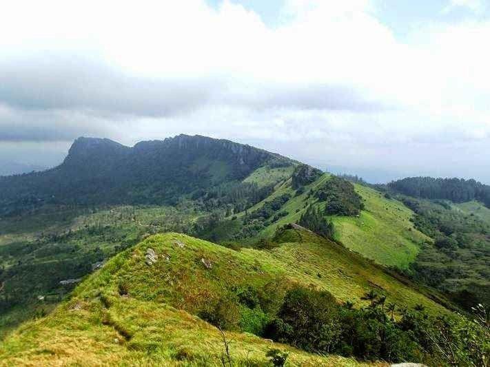 سلسة جبال ناكلس السريلانكية