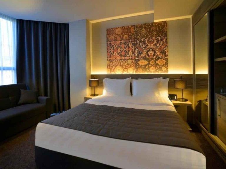 فندق ريبوبليكا يريفان