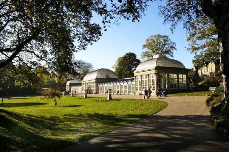 """"""" حديقة شيفيلد النباتية Sheffield Botanical Garden """" .. افضل اماكن السياحة في مدينة شيفيلد .."""