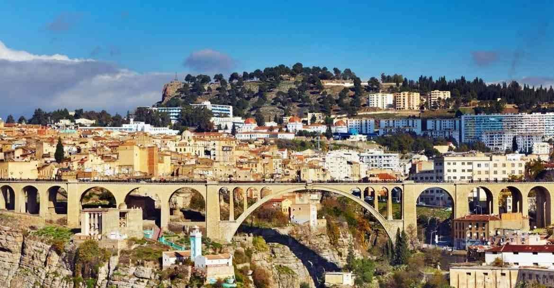 السياحة في مدينة قسنطينة