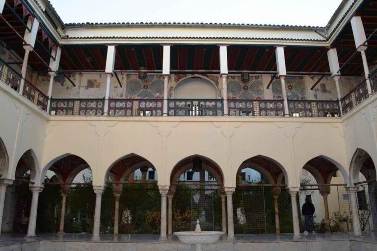 """"""" قصر احمد باى Palais Ahmed Bey Constantine """" .. اجمل اماكن السياحة في قسنطينة .."""