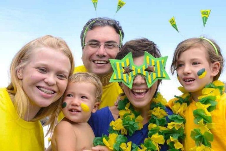 الأسرة البرازيلية لها الأولوية ..