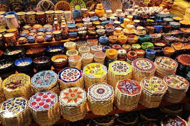 """الاماكن السياحية في قيصري .. """" أسواق قيصرىKayseri Markets """" .."""