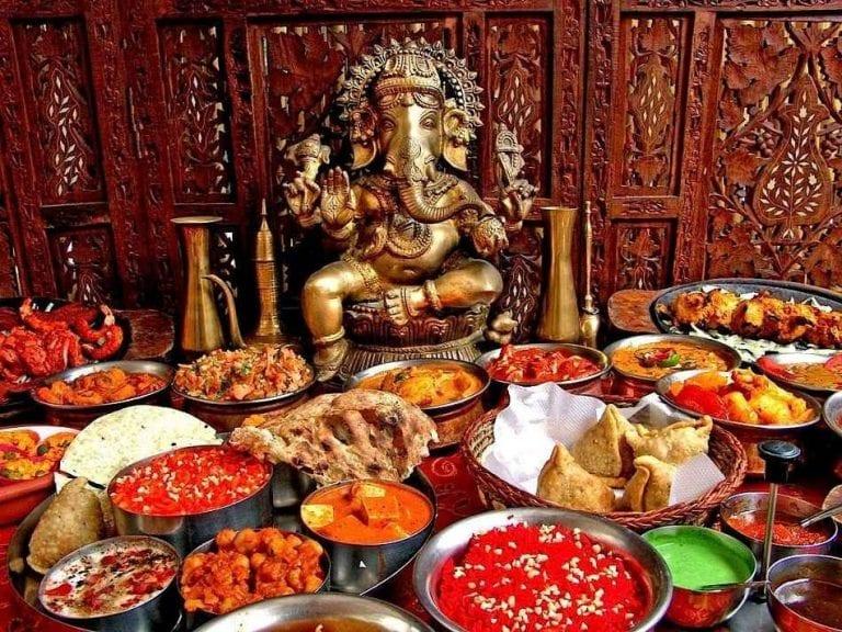 عادات وتقاليد الطعام في الهند - عادات وتقاليد الهند India