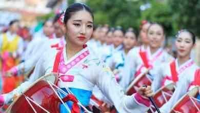 عادات وتقاليد كوريا الجنوبية