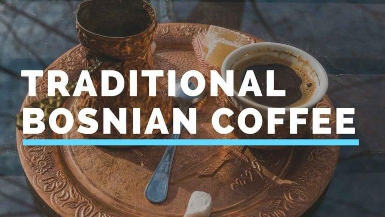 عادات وتقاليد الشعب البوسني .. القهوة البوسنية ..