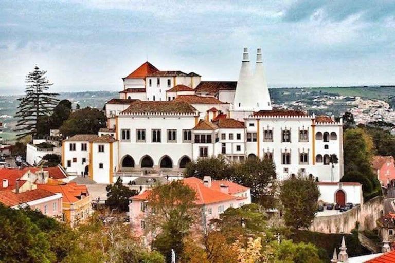 """القصر الوطني سينترا"""".. """"Sintra National Palace"""".."""