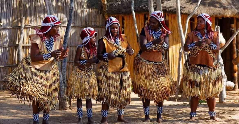 عادات وتقاليد ناميبيا
