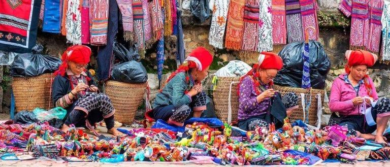 إليك أفضل وأرخص أماكن التسوق في فيتنام ..