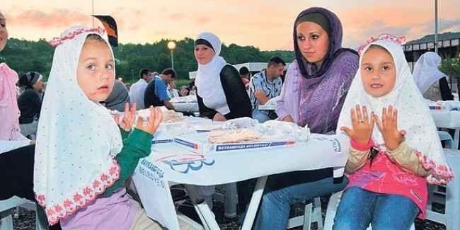 عادات وتقاليد البوسنيين .. عادات وتقاليد شهر رمضان المبارك .