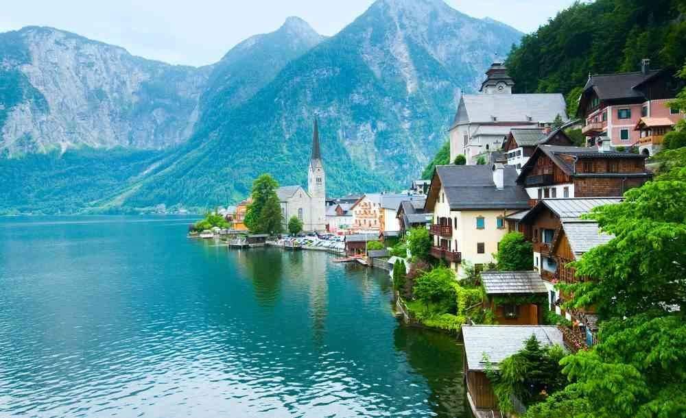 برنامج سياحي للنمسا