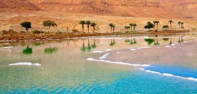 البحر الميت .. منتزهات عائلية في الأردن Jordan