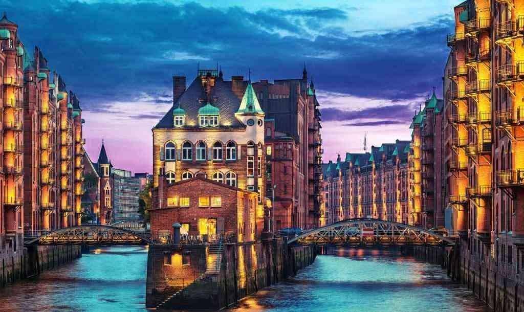 برنامج سياحي عائلي في اوروبا