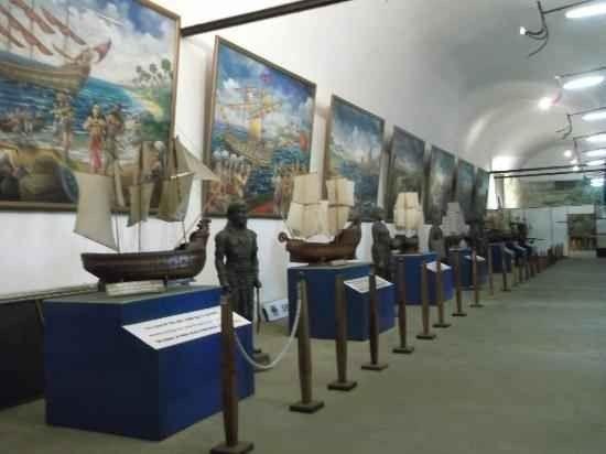 """""""المتحف الوطنى""""..واحدا من أشهر المتاحف في سريلانكا..."""