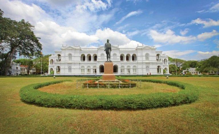 """متحف كولومبو الوطني""national museum of colombo """