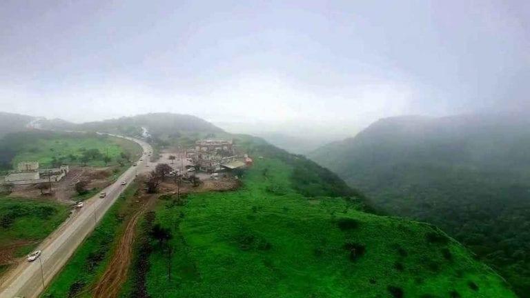 جبل أتين - منتزهات في صلالة salalah