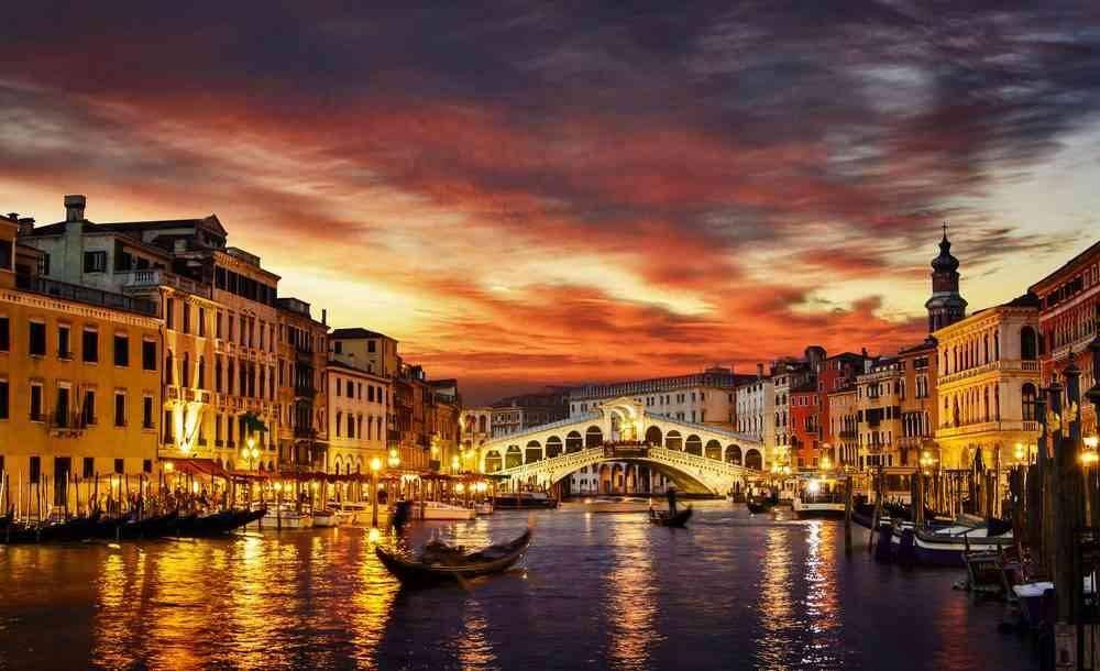 برنامج سياحي في شمال ايطاليا