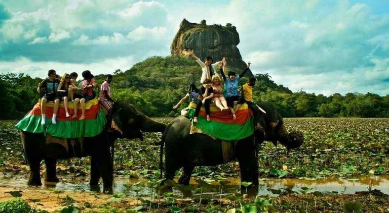 منتزهات في سريلانكا Sri Lanka