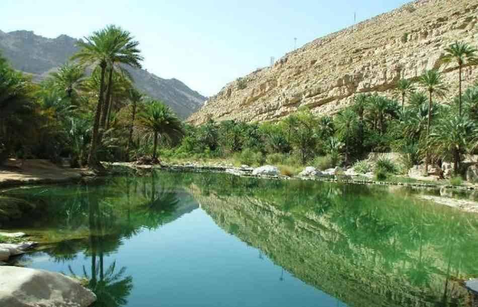 منتزهات في صلالة salalah