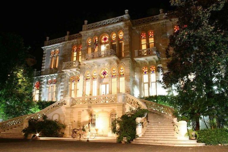 """""""قصر سرسوق Sursock Museum """" .."""