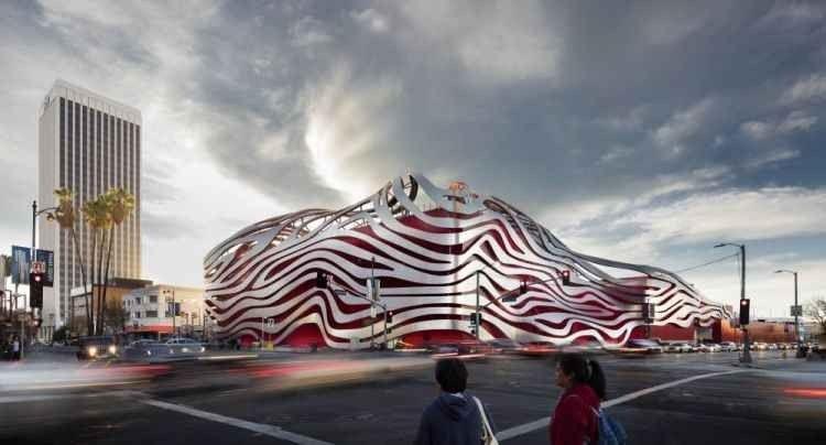 """"""" متحف بيترسن للسيارات Petersen Automotive Museum """".."""
