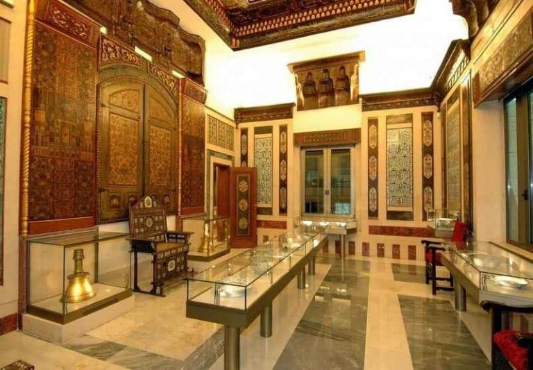 """""""متحف بيروت الوطني National Museum of Beirut """" .."""