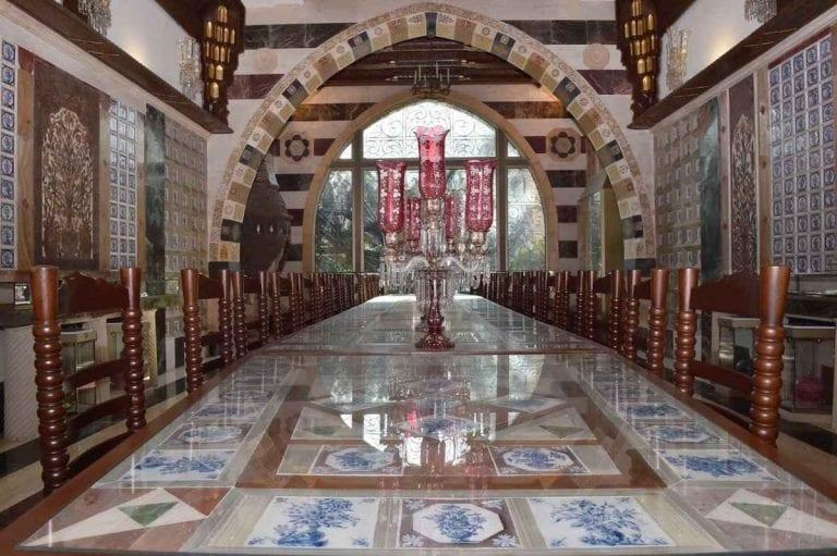 """ متحف روبير معوض الخاص Robert Mouawad Private Museum "" .."