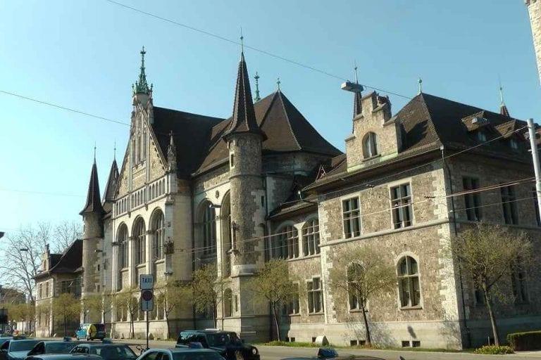 المتحف الوطني في زيوريخ - المتاحف في زيوريخ Zurich