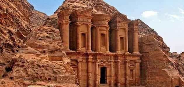 مدينة البتراء الأردنية.. منتزهات عائلية في الأردن Jordan