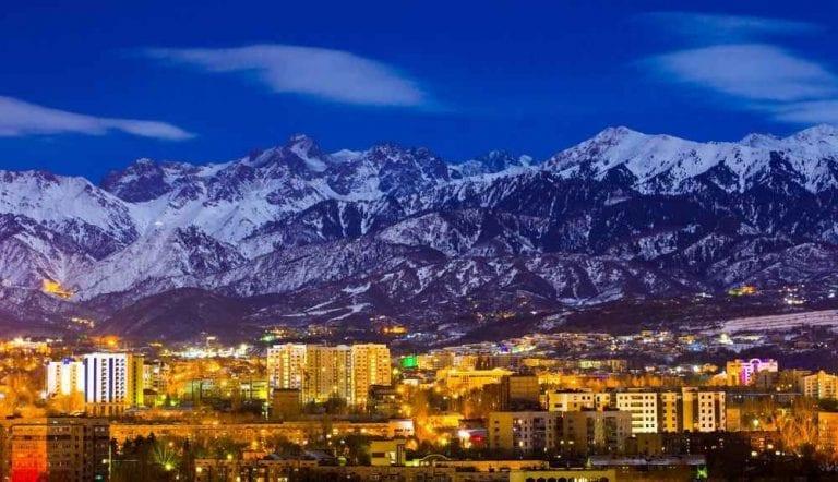 تعرف على..أهم الاماكن السياحية في الماتى كازاخستان...